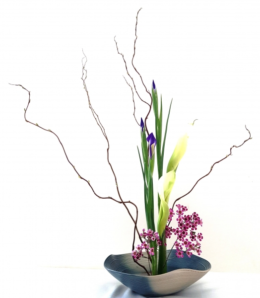 Ikebana-Workshop-Speyer